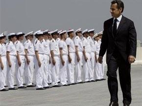 Франция разместила первую военную базу в Персидском заливе
