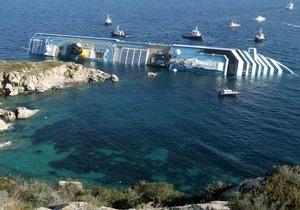 Число жертв крушения Costa Concordia выросло до 15