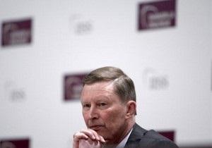 Сергей Иванов отказался от поста мэра Москвы