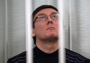 В Партии регионов расценивают голодовку Луценко как политическое шоу