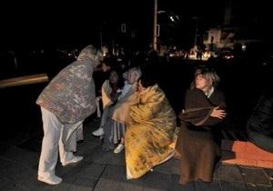Жители Николаева и Львова, напуганные слухами о землетрясении, провели ночь на улице