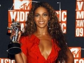 Награду MTV Видео года получила Бейонсе
