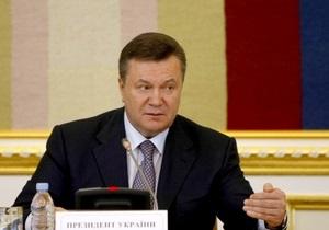Продление договора о пребывании ЧФ России в Севастополе выгодно Украине - Янукович