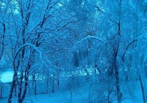 Погода в Украине: В Украину возвращаются снегопады и метели