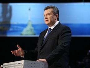 Януковичу исполнилось 59 лет