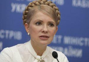 Тимошенко пообещала, что с нового года медики будут получать доплату за стаж