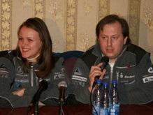 Украино-российский экипаж побеждает на ралли в Твери