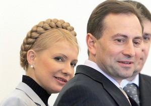 Томенко: Генпрокуратура запретила Тимошенко заниматься оппозиционной деятельностью