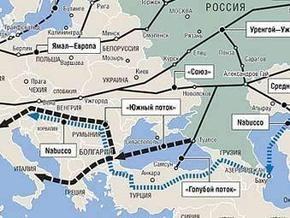 Газпром намерен пустить Южный поток через Румынию