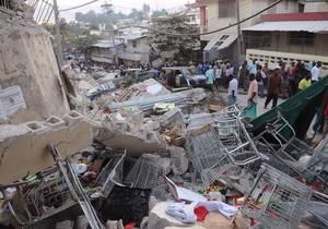 Главная тюрьма Гаити разрушена. Заключенные сбежали