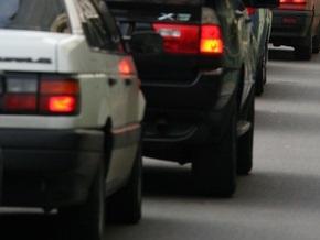 Киевские власти могут отменить блокирование колес авто
