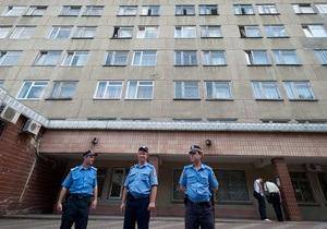 Немецкие врачи приедут в Харьков для обсуждения вопроса с лечением Тимошенко