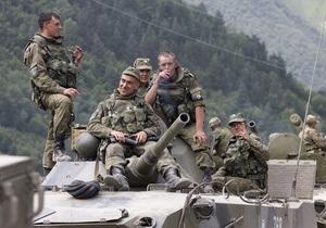 Минобороны РФ: Все российские военные, несущие службу в ЮО, находятся на месте