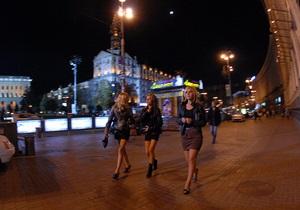 В Киеве с начала года прошли почти четыре тысячи массовых мероприятий