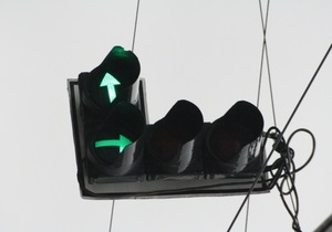 Из-за долгов в Ужгороде отключают уличное освещение и светофоры
