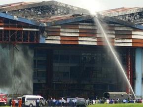 В Индонезии разбился военный самолет: 24 человека погибли