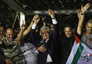 Переговоры между Израилем и палестинцами начинаются