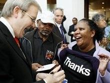 Премьер Австралии попросил прощения у аборигенов