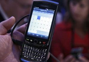 BlackBerry выпустит еще три гаджета до конца года