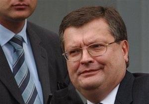 Грищенко: Визит Януковича в Москву откроет новую страницу в украинско-российских отношениях