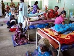 На Шри-Ланке при обстрелах погибли 257 мирных жителей