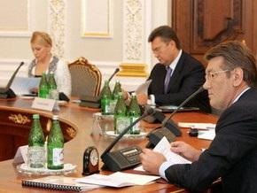 Ющенко, Тимошенко и Янукович могут встретиться в прямом эфире