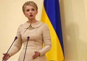 Выборы: Тимошенко заявила, что для признания поражения разрыв не имеет значения