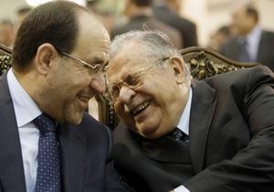 Иракский премьер возглавит правительство во второй раз. Сунниты недовольны