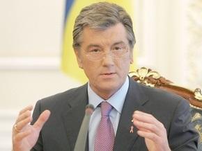 Ющенко: Моя цель - найти консолидацию всех политсил