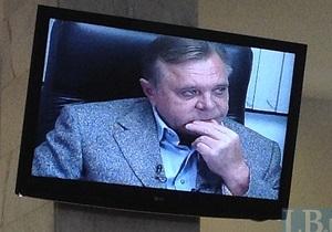 Суд завершил допрос Кириченко по делу Щербаня