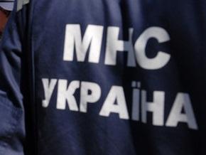 В Киеве горит лес: несколько районов сильно задымлены
