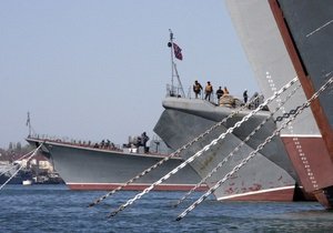 Россия готова разместить в Украине заказ на постройку 15 военных кораблей для ЧФ