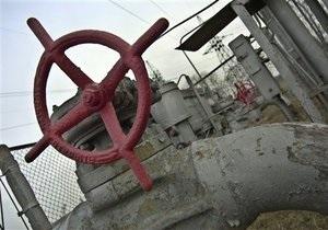 По маршруту Nord Stream отправли первую партию газа
