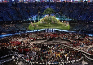 Би-би-си: За кулисами церемонии открытия Олимпиады
