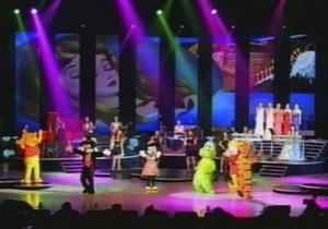 Микки-Маус выступил на концерте в честь Ким Чен Уна