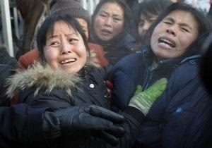 В Китае при падении автобуса в пруд погибли 11 детей из детсада