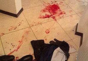 Батьківщина: На члена партии напали бандиты от Партии регионов с ножами