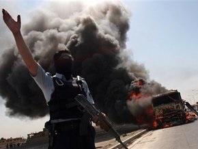 Теракт в Багдаде: погибли 16 человек