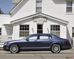 Bentley Continental Supersports в сером матовом цвете
