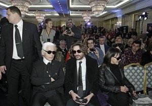 СМИ: В Москве обокрали Карла Лагерфельда