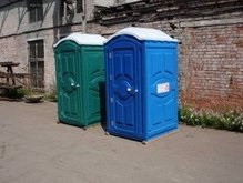 Как сделать бизнес на туалетных кабинках