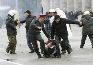 Бывшего главу МВД Кыргызстана обвинили в злоупотреблении полномочиями