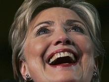 Клинтон сравнила себя с боксером Рокки