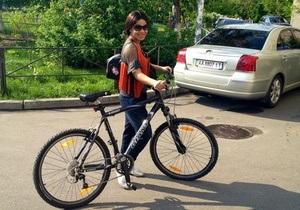Гайтана берет с собой на Евровидение в Баку велосипед