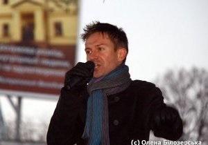 Организатор Дня гнева: Партия регионов предлагала отказаться от акции в обмен на отставку Азарова
