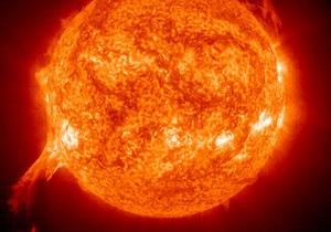 На Солнце произошла самая мощная за последние пять лет вспышка