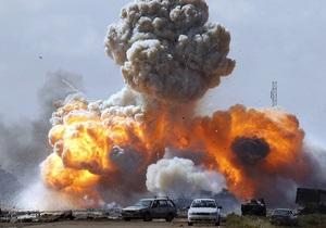 Правозащитники призвали НАТО расследовать рейды в Ливии