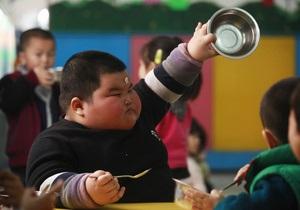 ВОЗ: В мире началась эпидемия ожирения