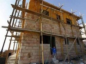 Израиль начинает строительство нового жилья на палестинских землях