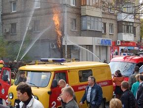 Прокуратура: В центре Днепропетровска сработало взрывное устройство